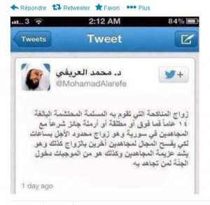 tweet el arefi