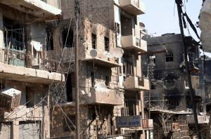 Al-Arqoub, Aleppo
