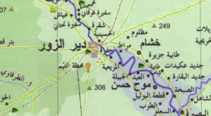 ISIL militias attacked Khosham, east of the city, leading to a cut out in electricity to Deir Azzour.