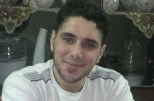 Ghiyath Matar was arrested, tortured, and had his throat pulled out. His body was handed to his family in a plastic bag.