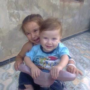 family massacre homs