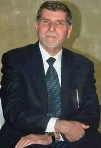 Dr Ayman Al-Mhayini murdered in an area under the control of the Syrian regime