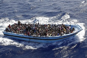 Last year, over 3500 people were killed as they attempted crossing the Mediterranean to reach European shores