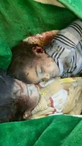 victims from the raid on Hatla