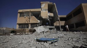 Over 5000 schools in Syria are either fully or partially damaged