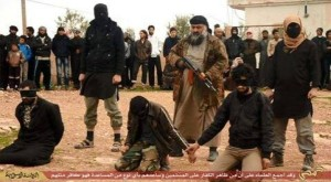 ISIS ensures that it implements executions publicly, and with children in attendance
