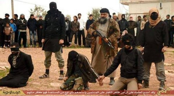 Isis ensures that it implements executions publicly and with children