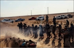 Executions are amongst the most prominent of crimes committed by ISIS