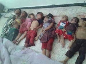 daraa children massacre