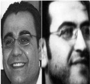 Hani Zeitani and Hussein Ghrayr