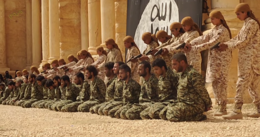 12 Christians Brutally Executed By ISIS Refused to