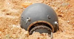 Naval mines have been added to the list of weapons used to kill civilians in Syria since 2011