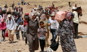 Syrian refugees are now the largest number of refugees in the world since 1992