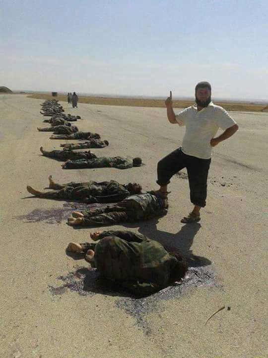 Abu Dhuhoor airport execution 2