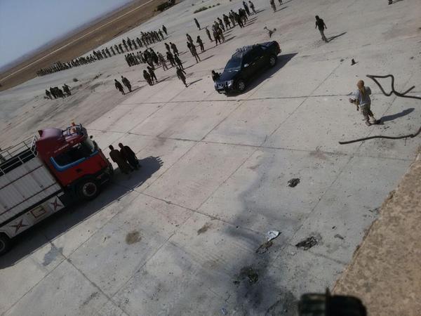 Abu Dhuhoor airport execution