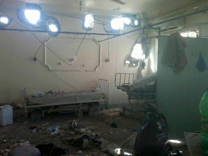 mayadeen hospital 1