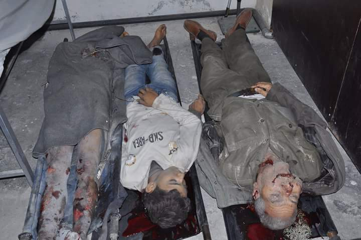 harasta al-qantara massacre