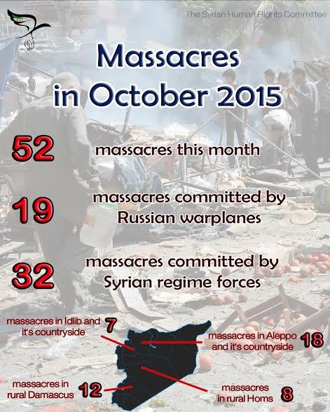 october 2015 massacres poster