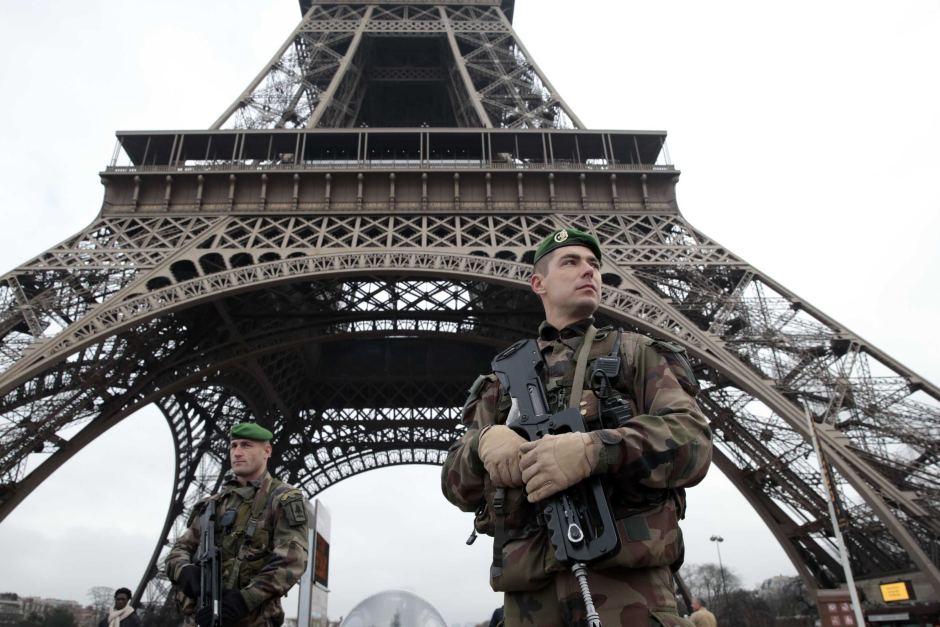 paris attacks press release