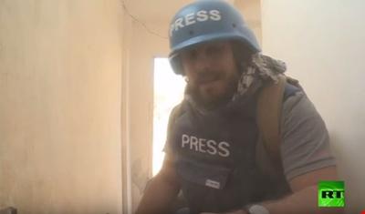 The Russian correspondent Sargon Hidaya