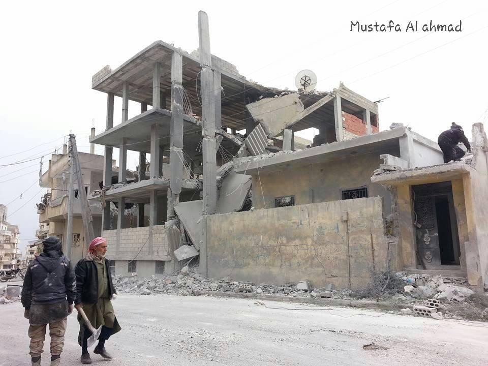 jisr al-shughoor russian attack