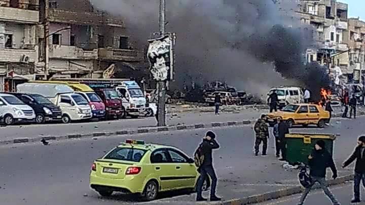 al-zahra explosion 2