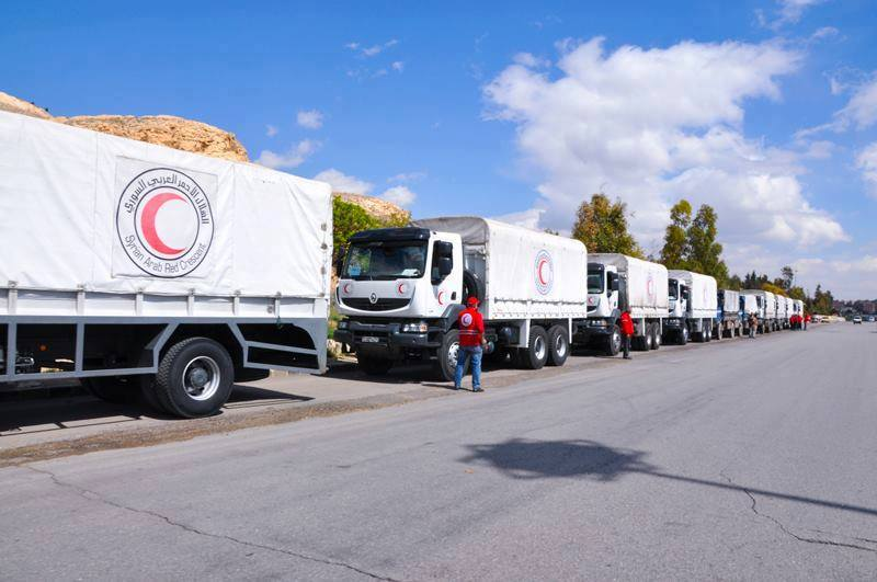 humanitarian aid UN