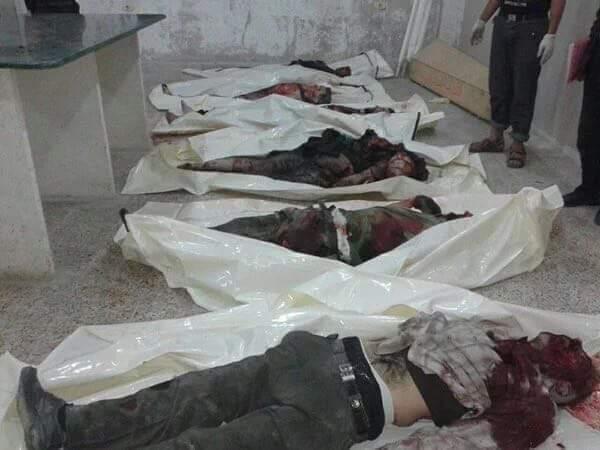 al-quds hospital victims