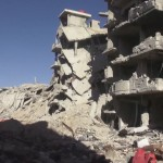 Amnesty: Terrifying eyewitness video of life in Daraya