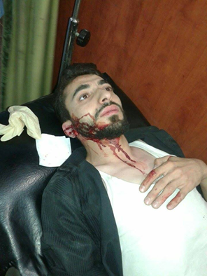 Paramedic Omar Suweid