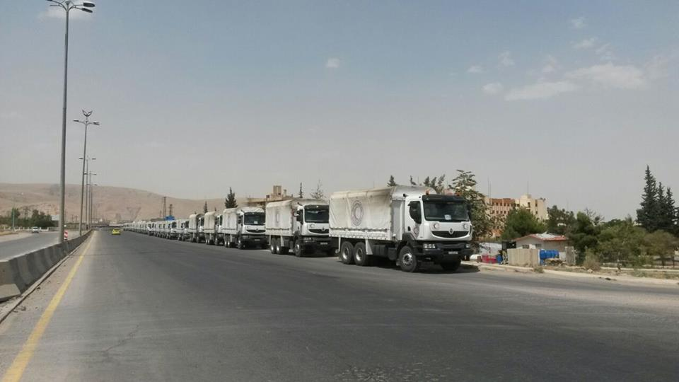 eastern ghouta convoy