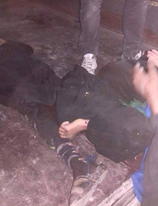 family killed by turkish border guards