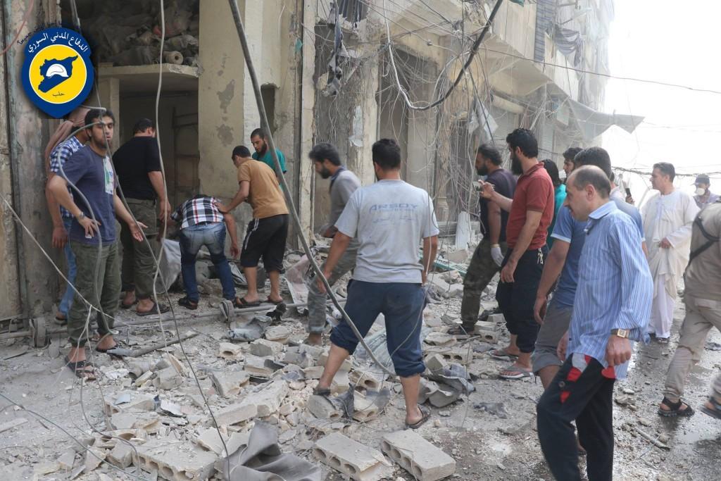 halab bombing