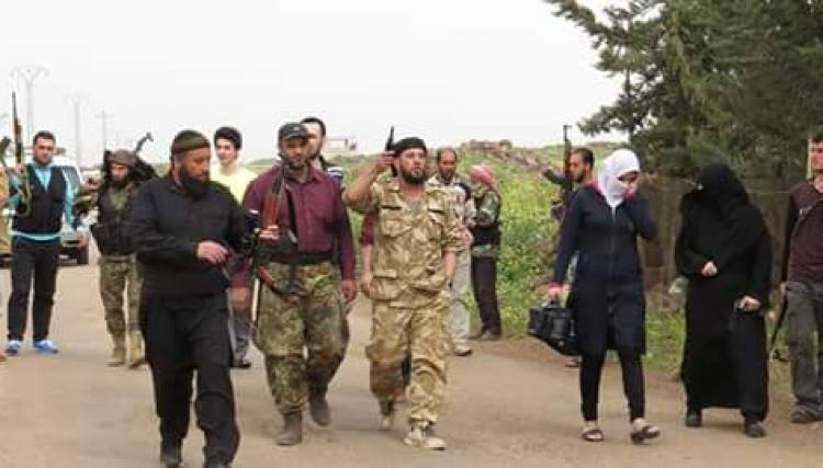 daraa prisoner exchange 1