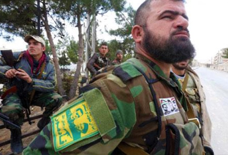 Iran sent its forces, alongside militias it sponsors in Lebanon, Afghanistan and Iraq, to Syria. These militas have played an active and large role in the crimes witnessed in Syria during the recent years