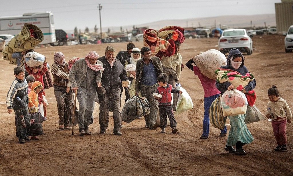 The constant violations have led every one in two Syrians to leave their home.