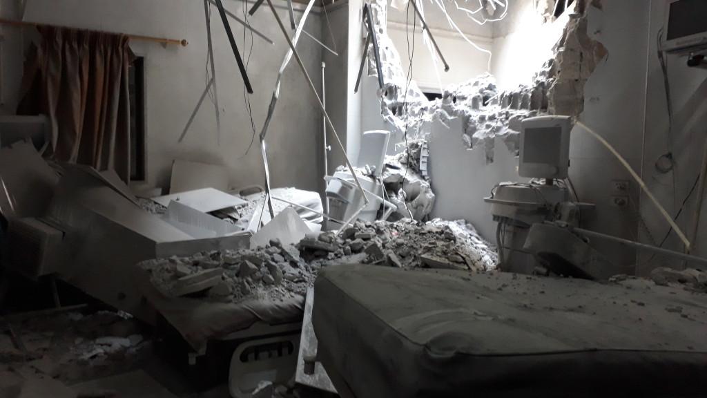 20170926-Sham-Hospital-Kifranbul-7