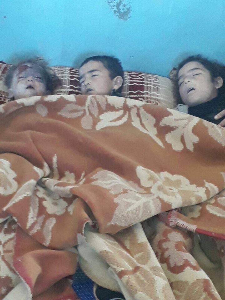 kafr Batikh massacre 21-3-18