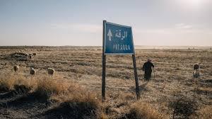 Raqqah mines
