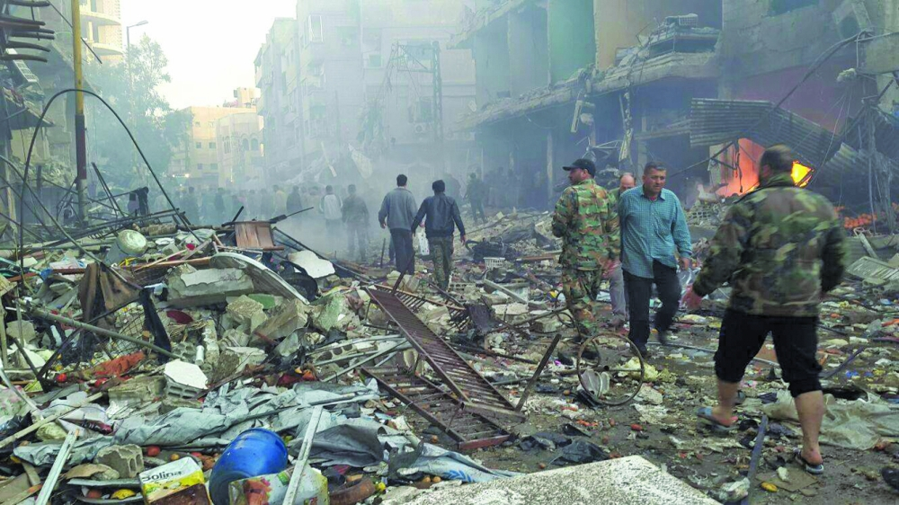 سوريا الأقل أمنا