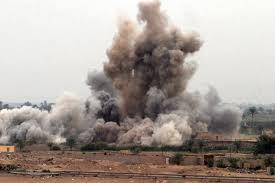 landmine-Aleppo
