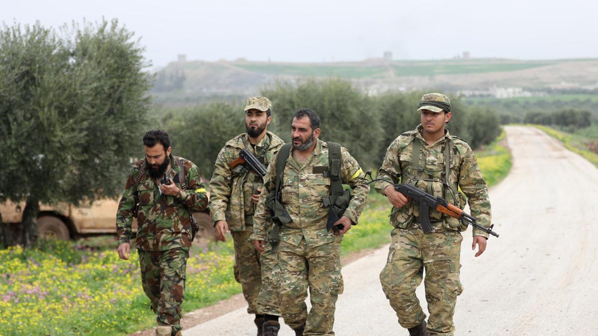 kurdish militia