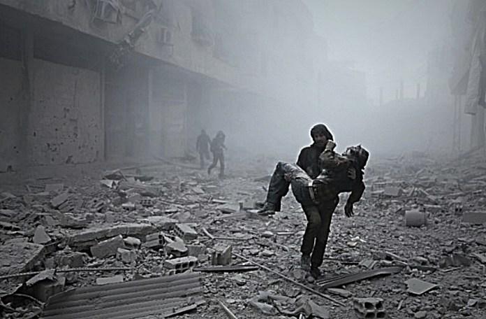 Seven-civilians-killed-in-raids-on-Idlib