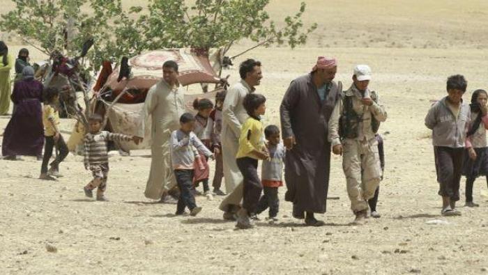 Deir ez-Zor displacement