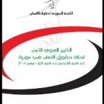التقرير السنوي الثامن لحالة حقوق الإنسان لعام 2008