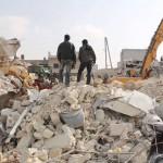 قتل أكثر من 140 شخصاً بصواريخ باليستية في حلب