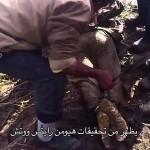 سوريا ـ تيار من الجثث في نهر حلب