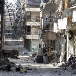 التدمير الواسع: سياسة القصف العشوائي بالطائرات والصواريخ