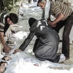 هيومن رايتس:الحكومة السورية هي في الأغلب من قام بالهجوم بالأسلحة الكيماوية