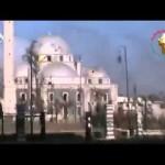 قصف جامع خالد بن الوليد